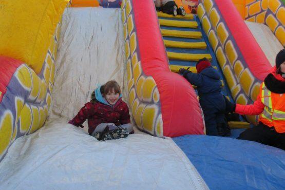Jeux gonflables Ste-Anne-de-la-Pérade
