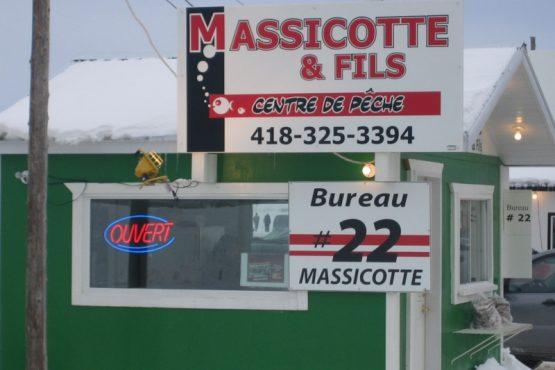 Centre de pêche Massicotte Ste-Anne