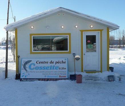 Centre de pêche Cossette et filles La Pérade