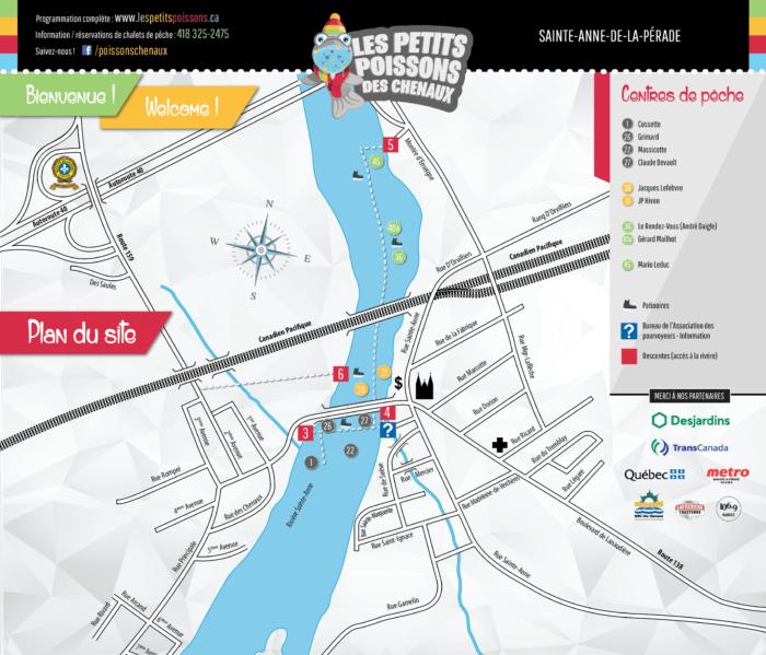 Plan de la rivière 2021